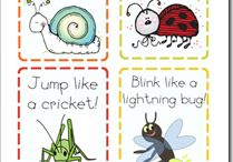 minibeasts / by Sonya Wilson