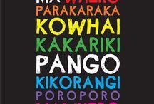 Te Reo Maori/Te Ao Maori
