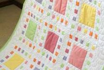 baby quilts / by Sally Strong