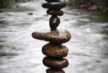 stones zen relax