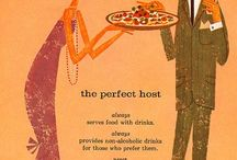 Vintage Illustration (40's / 50's / 60's)