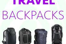 Backpacks for travel / Backpacks and packing tips for travel
