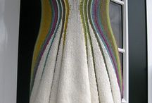 Knitting Dress