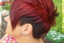 Frisuren ...Haare ....Farbe