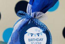 Birthday / by Marie Wilson