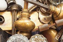 Vintage Knobs & Knockers