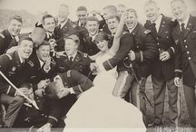 Military Weddings and Engagements / Having a Military wedding? Some inspiration for the Wedding and other events leading up to it.