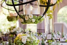 Table arrangements  / by Maureen Gonzalez