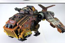 Warhammer 40k and 30k Models / Awesomely painted and converted models for Warhammer 40k