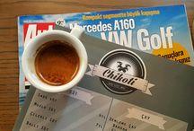 Coffee in Istanbul