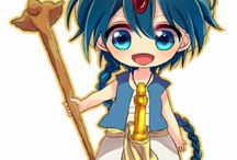 magi the labyrinth