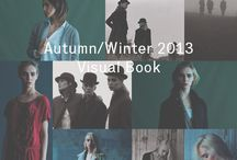 AW'13 Visual Book / Autumn Winter 2013 Visual Book