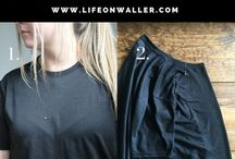 DIY Shirt Projects