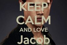 JACOB BLACK!!!♥♥♥