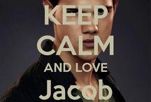 JACOB BLACK!!!♥♥♥