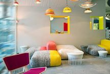 Colourful by Ynot / Interior Design