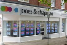 Jones and Chapman Estate Agents / All the Jones and Chapman branches listed.