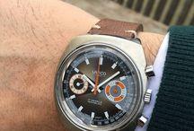 relojes de los 60 y 70