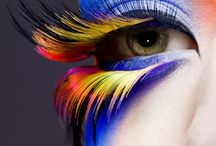 COSTUME MAKEUP HAIR STYLE / Bent style for creatives <3