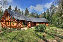 Fuste / Log Home