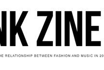 THINK ZINE - 01 / The Relationship Between Fashion and Music in 2015