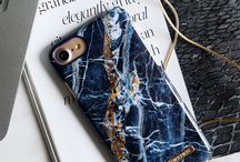 iDeal - Fashion Case Midnight Blue Marble