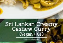 Vegan Sri-Lankan Recipes