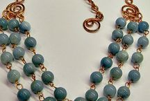 a BEAD in time--necklaces / by Amy Latham