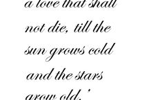 shakespear words..❤️