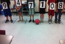 Place value / by Kristen Marie