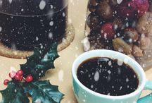 Sarbatori fericite! / Cafea, Sarbatori, Craciun