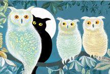 Owls 4 / ART
