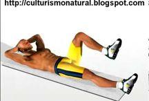 abdominal para chapar barriga
