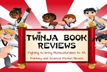 Twinja Book Reviews / A collection of diverse books we've bought and reviewed!