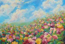 Painting / This is a collection of paintings, tips about #painting or things about painters.