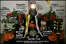 Beltaine & May-Day / A celebration of the Celtic and Wiccan festival Beltane (Beltaine), also known as Walpurgis and May Day