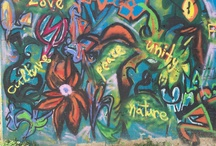 Graffiti   / Another form of artistic expression.