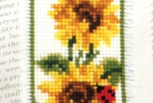 DIY possibilities - xstitch / by Ivanka Rex