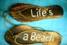 Beach Life, etc... / by Debbie McKenzie Stultz