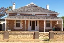 Heritage homes / South Australian