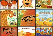 kinder...pumpkins / from seed to pumpkin