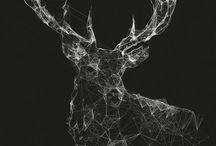 Illustrator triangles / Illustrator