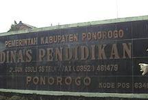 Alamat Sekolah di Kabupaten Ponorogo