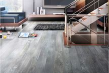 Grey Hardwood Floors