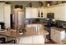Petite but Functional - Showplace Cabinets / Covington Door Style
