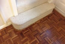 Parquet Wood Flooring / Parquet flooring restored or supplied and fitted, by Salisbury Wood Floors