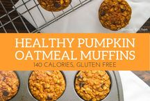 Healthy Muffins - to try