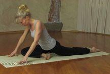 Yoga work / by Tina B.
