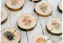 Recycling drewno