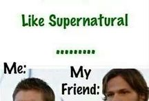 Supernatural<3